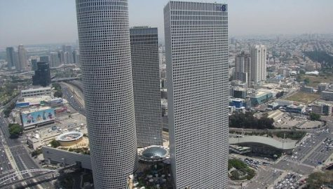 Azrieli Towers Project