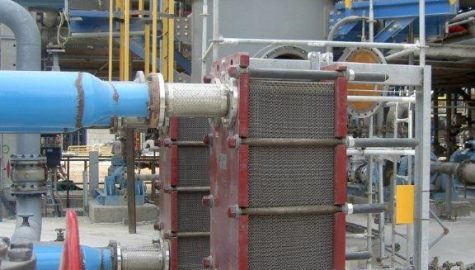 Plate heat exchangers in the refineries